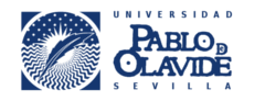 Logotipo de la universidad Palo de Olavide